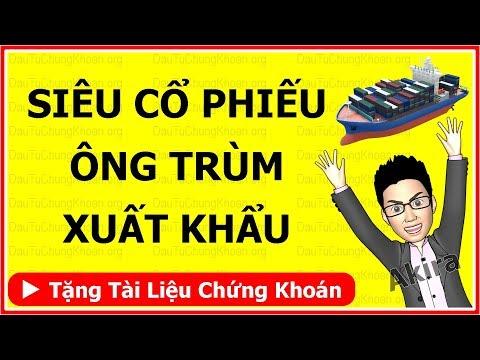 Phân tích Cổ Phiếu: Ông Trùm Xuất Khẩu Cá Tra ANV (Nam Việt Navico)